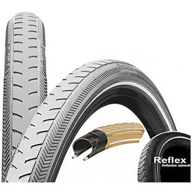 "Continental Ride Classic Clincher Tyre 28"" E-25, grey"